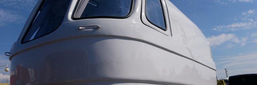 """Superleichtcaravan F430 (""""Suleica"""") im Überblick"""