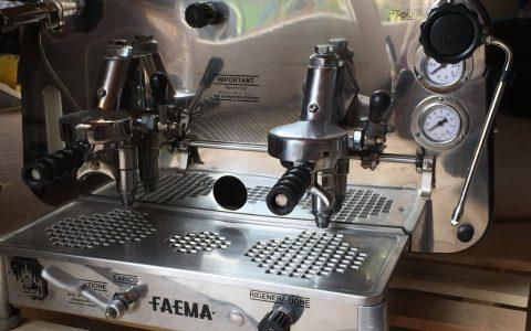 Faema E 61 – ein neuer Oldie für Vintage-Caravan.de