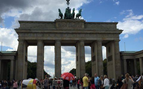 VC auf großer Fahrt ….in Berlin!
