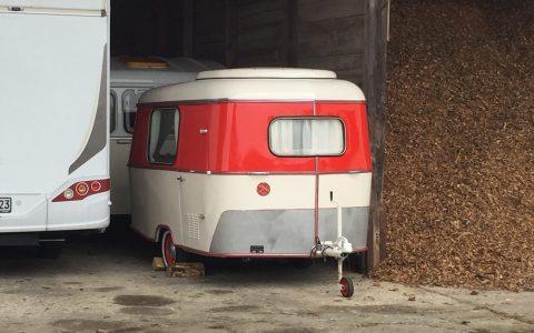 Winterschlaf bei Vintage-Caravan.de